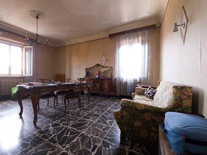 Appartamento con tre singole, zona Porta Ovile
