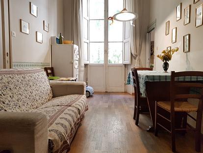 Luminoso appartamento centrale in condominio signorile