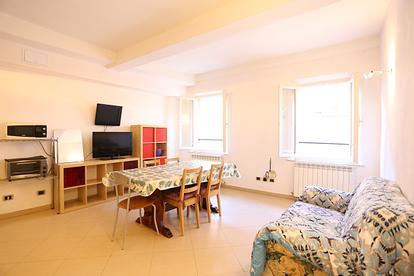 Appartamento con tre stanze all-inclusive