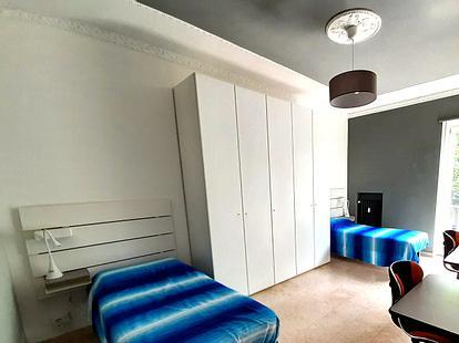 2 posti letto/camera doppia comoda al Poli