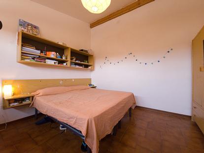 Camera Singola in appartamento panoramico, Via del Porrione