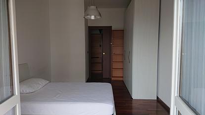 Affitto camera con balcone e letto grande