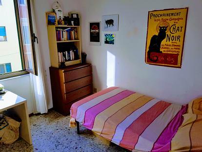 3 luminose stanze per studenti/studentesse