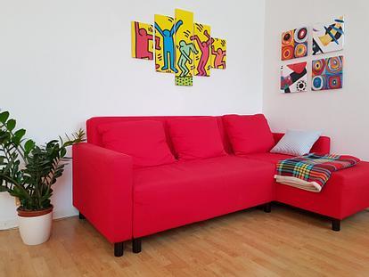 Delizioso appartamento con singola e doppia in centro