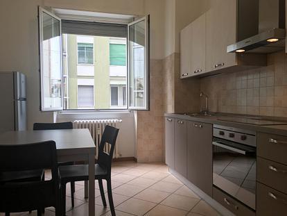 Due stanze singole o intero appartamento a Novate Milanese