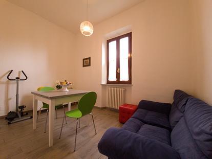 Appartamento con due singole in zona Porta Romana