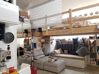 Appartamento con camera doppia a Novoli