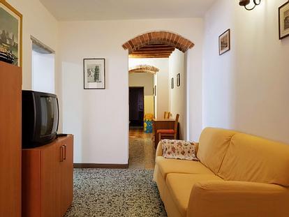 Grazioso appartamento con 3 camere in centro storico