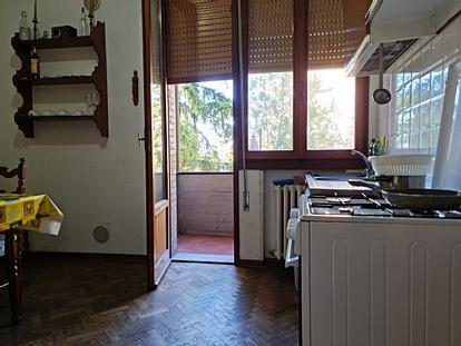 Appartamento con due singole, zona BELVERDE