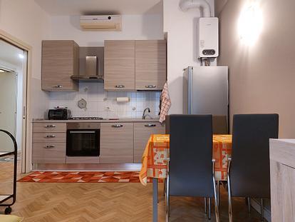 Stanze singole in moderno appartamento in condivisione
